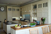 Bespoke handmade kitchens from Grahame R Bolton. Handmade in Bungay, Suffolk.